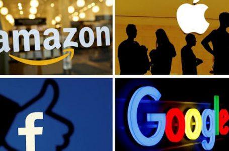 Publikohen shifrat marramendëse, ja sa fitojnë në minutë kompanitë e mëdha teknologjike