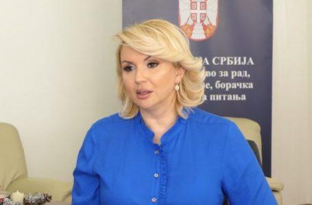 Ministrja serbe e punës nuk lejohet të hyjë në Kosovë