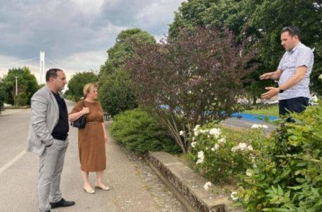 Bust për Nënë Terezën në Osijek
