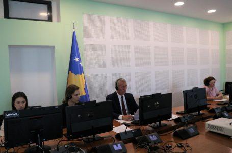 Mbahet takimi i Komisionit të Përgjithshëm për Zhvillim Social, Arsim, Kërkim dhe Shkencë i Asamblesë Parlamentare të SEECP-së