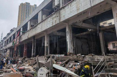Shpërthim i fuqishëm gazi në Kinë, të paktën 12 viktima