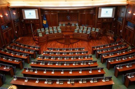 Me 73 vota për deputetët votojnë në parim plotësim-ndryshimin e Ligjit për Përgjegjësitë Disiplinore të Gjyqtarëve dhe Prokurorëve
