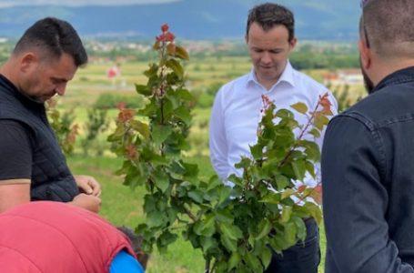 Ministria e Bujqësisë ekzekuton 9 milionë euro subvencione për fermerët