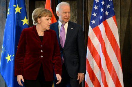 Biden pret Merkelin në Shtëpinë e Bardhë më 15 korrik