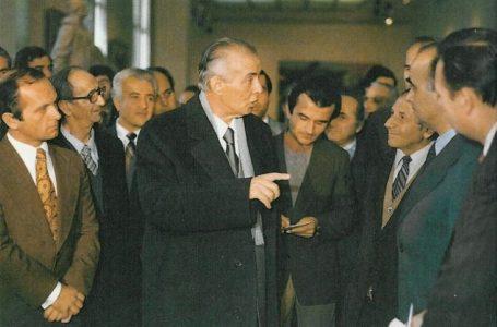 Kur Enver Hoxha diskutonte për artistët shqiptarë