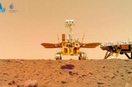 Publikohen fotografi të reja nga Marsi