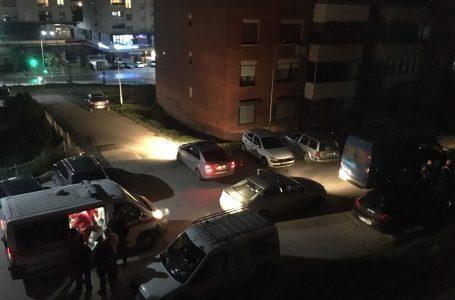 Rrahje mes disa personave në Prishtinë, lëndohen edhe zyrtarët policorë