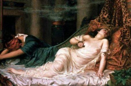 Historia e frikshme dhe e çuditshme: Si vdiq Kleopatra, faraonia e fundit e Egjiptit?