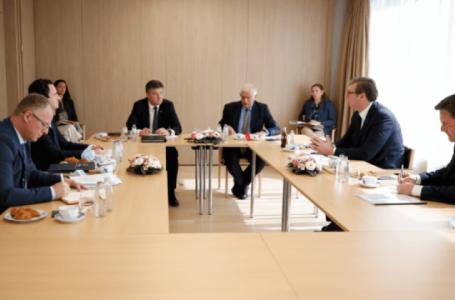 Vuçiqi: Kosova s'donte të fliste për Asociacionin, por për të pagjeturit