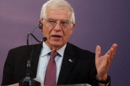 Borrell: Dialogu nuk do të jetë i lehtë, por është rruga e Kosovës dhe Serbisë drejt BE-së