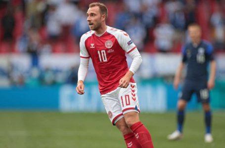 Eriksen do rikthehet në Milano për të parë nëse do të mund të luaj ende futboll
