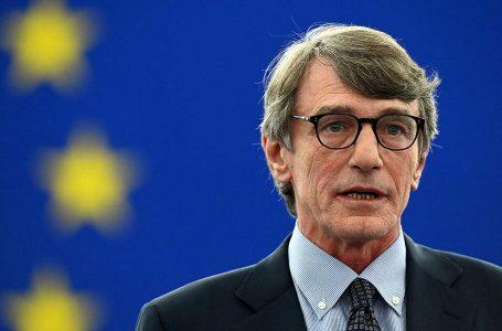 Sasoli: Vendet e Ballkanit Perëndimor të bëhen pjesë e BE-së sa më shpejtë