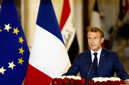 Macron synon që frëngjishtja ta zëvendësojë anglishten si gjuhë zyrtare e punës në BE