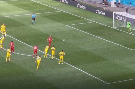 Futbollisti shqiptar shënon golin e parë në një Kampionat Evropian