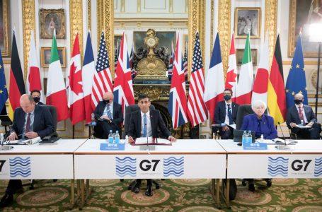 G7 afër paktit global për mbylljen e kompanive të mëdha që nuk paguajnë taksa të mjaftueshme