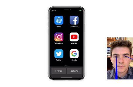 iOS 15 ju lejon të kontrolloni iPhone me lëvizjet e syve