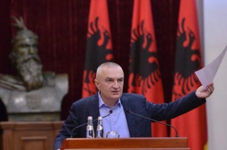Sot votohet shkarkimi i Metës në Kuvendin e Shqipërisë
