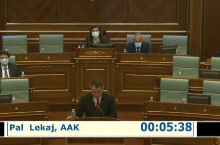 Pal Lekaj kërkon vëmendje për komunat