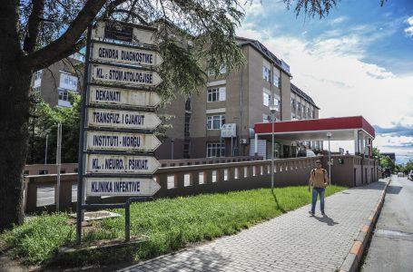 37 persona të konfirmuar me COVID-19 po trajtohen në spitalet në Kosovë