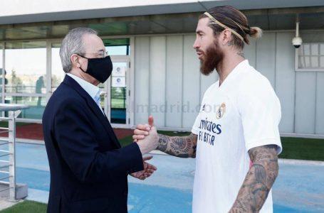 Pas 16 vitesh, Sergio Ramos largohet nga Real Madrid