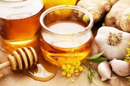 Hudhër, limon dhe mjaltë, kombinimi ideal