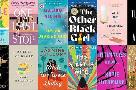 12-të librat që mund t'i lexoni në plazh
