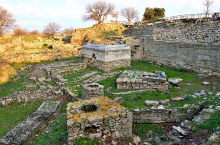 Historia e vërtetë e qytetit legjendar, Troja