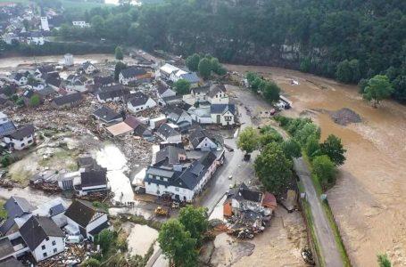 Dy persona nga Kosova humbin jetën nga përmbytjet në Gjermani