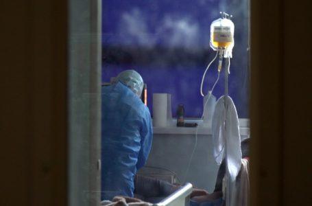 76 pacientë po trajtohen nga COVID-19, 32 me oksigjeno-terapi