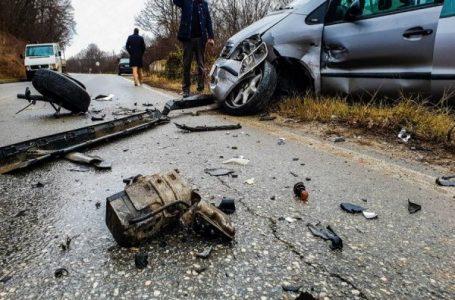 Vdes një person në një aksident trafiku në Prizren