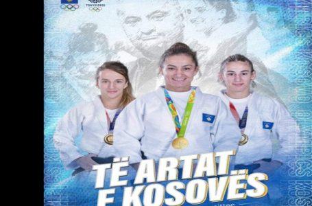 KOK-u njofton që xhudistet Kelmendi, Gjakova dhe Krasniqi nuk kanë rrjete sociale