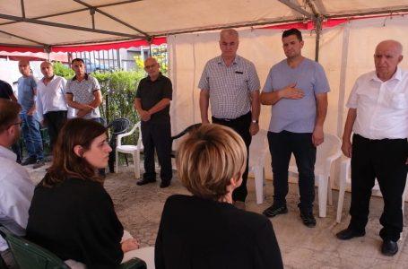 LVV viziton familjarët e viktimave të aksidentit tragjik në Kroaci
