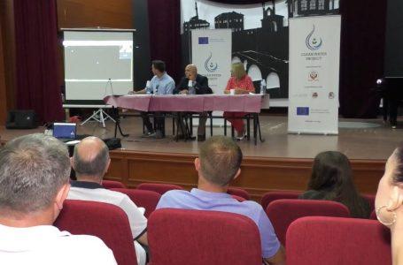 Konsultim publik për lumenjtë e komunës së Gjakovës