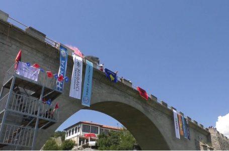 Këtë vit shënohet 70 vjetori i garave tradicionale të kërcimeve nga Ura e Fshajit