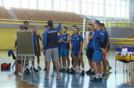 Kosova gati për kampionatin ballkanik në volejboll