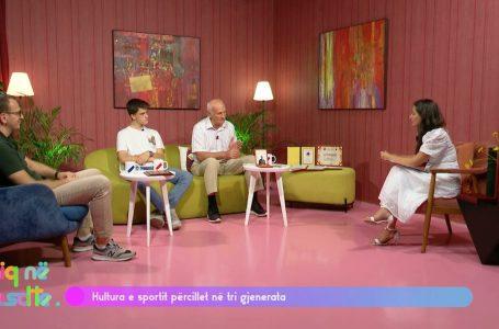 Kultura e sportit përcillet në tri gjenerata