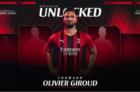 Milani zyrtarizon transferimin e Giroud