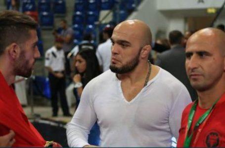 Ilir Latifi vjen në Kosovë për të promovuar sportin e MMA