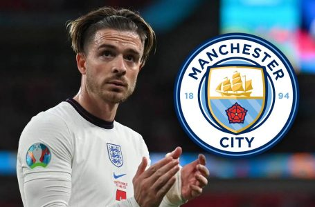 Manchester City arrin marrëveshje personale me Grealish