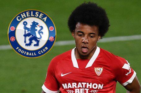 Chelsea afër transferimit të mbrojtësit të Sevillas