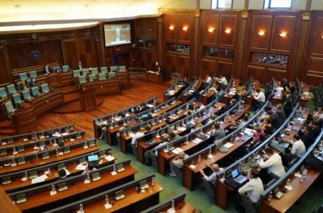 Kuvendi miratoi Projektligjin mbi ndarjet buxhetore për vitin 2021