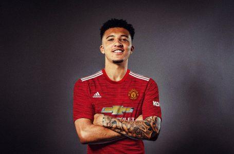 Ky është numri i fanellës që pritet ta mbajë Sancho te Manchester United