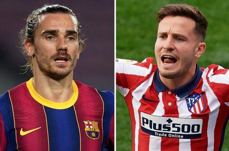 Nuk ka marrëveshje mes Barcelonës dhe Atleticos për dyshen, Griezmann – Saul