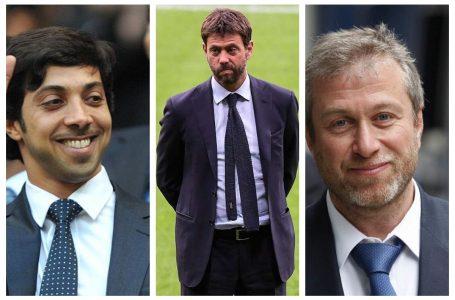 Top 10 pronarët më të pasur të klubeve të futbollit në botë