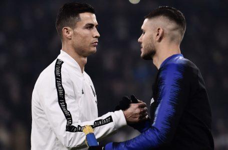 Juventus dhe PSG po konsiderojnë një shkëmbim mes Ronaldos dhe Icardit