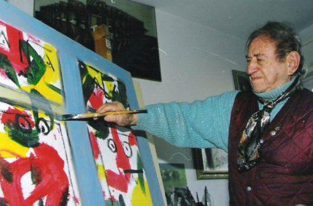 Ibrahim Kodra, piktori legjendar me origjinë shqiptare i adoptuar nga Mbreti Zog