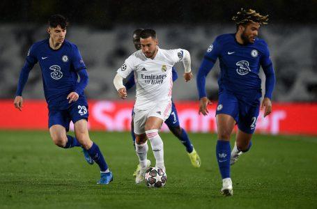 Chelsea nis bisedimet me Realin për transferimin e Hazard
