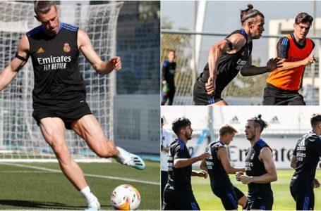 Gareth Bale kthehet te Real Madridi