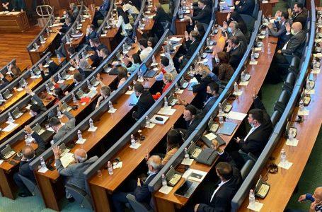 Kuvendi voton rialokimin e 2.3 milionë euro nga marrëveshja IPA 2017
