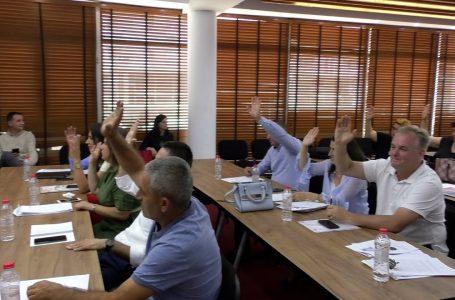 U mbajt mbledhja e shtatë e kuvendit komunal të Gjakovës